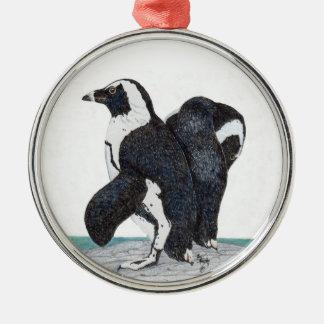 Penquins Ornament
