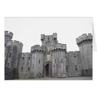 Penrhyn castle. card