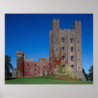 Penrhyn Castle, Gwynedd, Wales 2 Poster