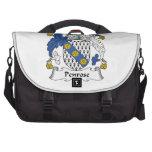 Penrose Family Crest Laptop Commuter Bag