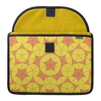 Penrose Sun Tile MacBook MacBook Pro Sleeves