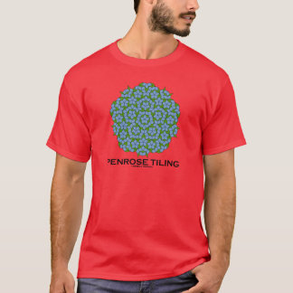 Penrose Tiling (Five-Fold Symmetry) T-Shirt