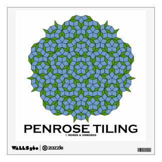 Penrose Tiling (Five-Fold Symmetry) Wall Skin