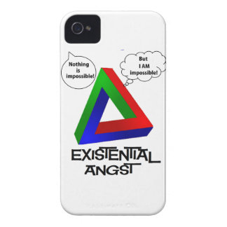 Penrose Triangle - Nothing is Impossible iPhone 4 Cover