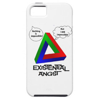 Penrose Triangle - Nothing is Impossible iPhone 5 Cases