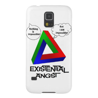 Penrose Triangle - Nothing is Impossible Galaxy S5 Cases