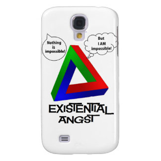 Penrose Triangle - Nothing is Impossible Galaxy S4 Cover