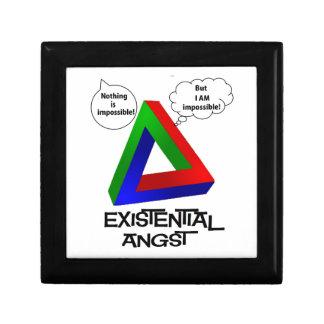 Penrose Triangle - Nothing is Impossible Keepsake Boxes