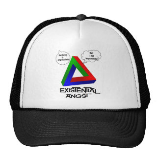 Penrose Triangle - Nothing is Impossible Trucker Hat