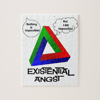 Penrose Triangle - Nothing is Impossible Jigsaw Puzzles