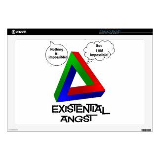 Penrose Triangle - Nothing is Impossible Decal For Laptop
