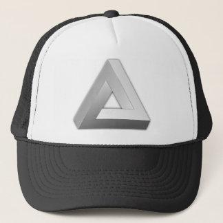 Penrose Triangle Trucker Hat
