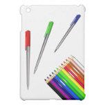 pens and pencils iPad mini covers