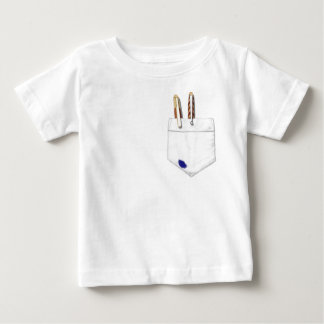 Pens In Your Pocket Baby T-Shirt