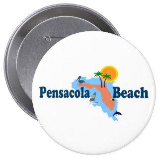 Pensacola Beach. Pins