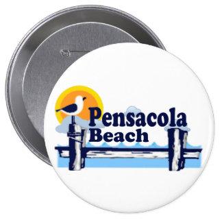 Pensacola Beach. Button
