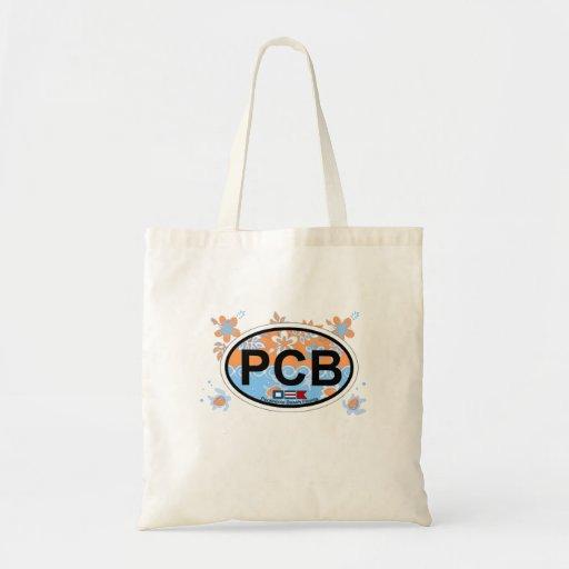 Pensacola Beach. Canvas Bag