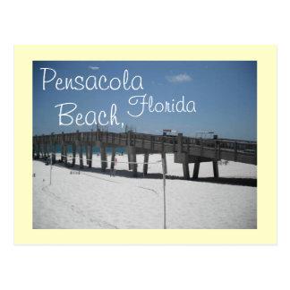 Pensacola Beach, , Florida Postcard