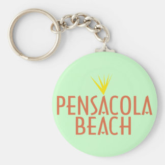 Pensacola Beach Key Chain