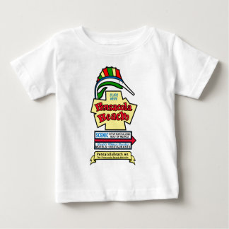 Pensacola Beach Sign Infant T-Shirt