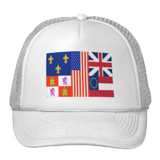 Pensacola Flag Trucker Hats