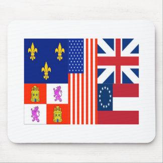 Pensacola Flag Mouse Pad