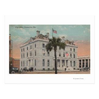 Pensacola Florida - Exterior View of Post Postcards