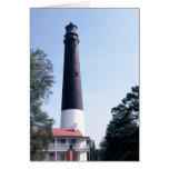 Pensacole Lighthouse Greeting Card