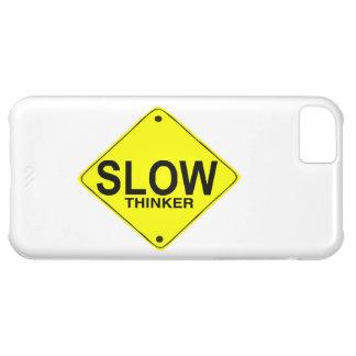 Pensador lento funda para iPhone 5C