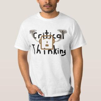Pensamiento crítico playera