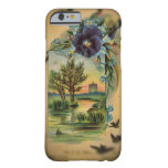 Pensamiento del Victorian pastoral Funda De iPhone 6 Barely There
