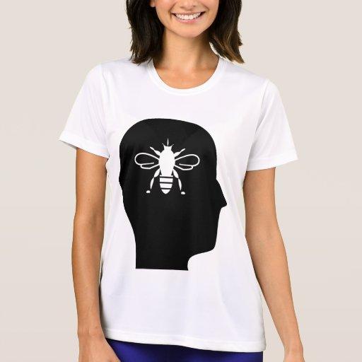 Pensamiento en abejas playera