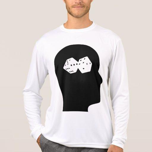 Pensamiento en juego camisetas