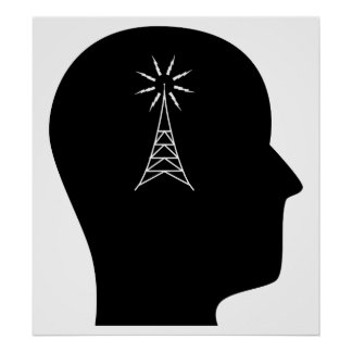 Pensamiento en radio aficionada impresiones