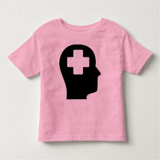 Pensamiento en tecnología quirúrgica playera de bebé