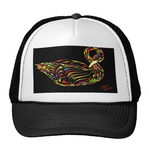 Pensamiento en usted gorras