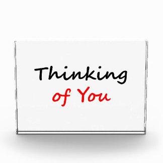 Pensamiento en usted
