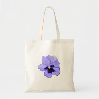 Pensamiento púrpura bolsa tela barata