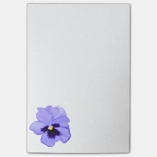 Pensamiento púrpura post-it® notas