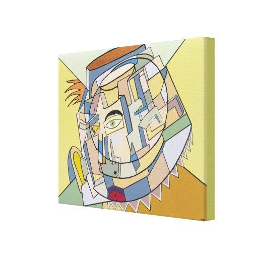 """""""Pensamientos complejos"""" por Ruchell Alexander Lona Envuelta Para Galerías"""