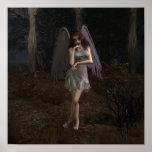 Pensamientos de un ángel oscuro posters
