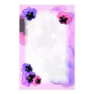 Pensamientos en rosa papeleria de diseño