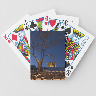 Penshaw Monument Playing Cards