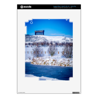 Penshaw Monument Decal For iPad 3