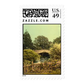 Penshurst Bridge, Tunbridge Wells, Kent, England Stamps