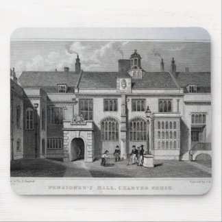 Pensioner's Hall, Charter House Mouse Pad