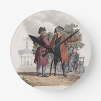 Pensionistas de Chelsea caballería e infantería Reloj