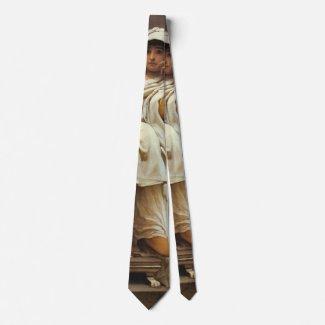 Pensive 1894 tie