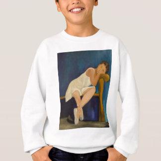 Pensive Ballerina Sweatshirt