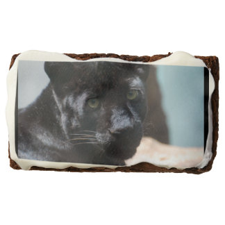 Pensive Black Panther Brownie